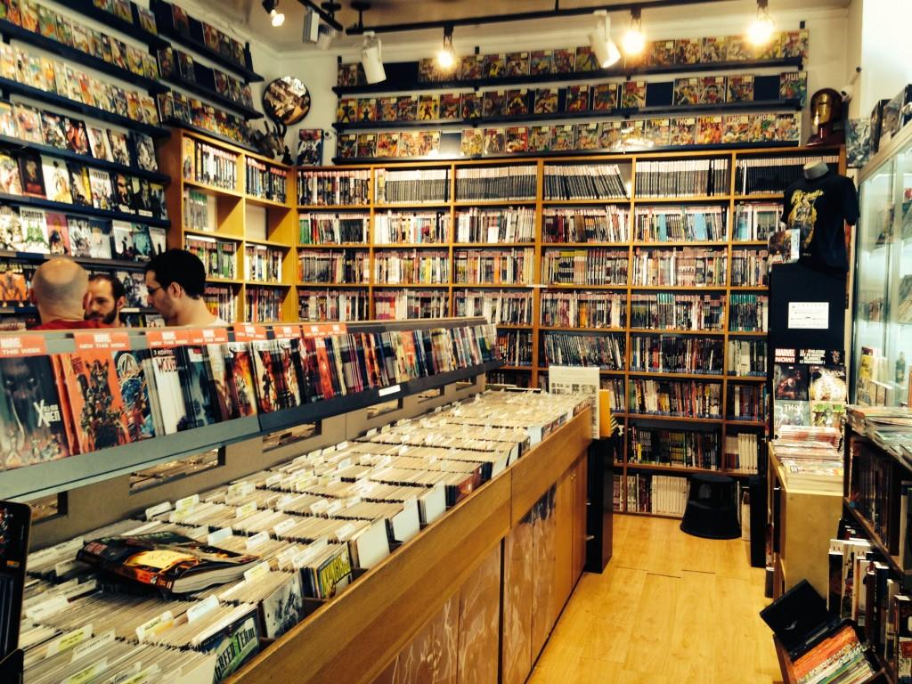 Pulps Comics Store