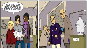 John Allison's Bad Machinery, The Case of the Team Spirit, Oni Press, 2013