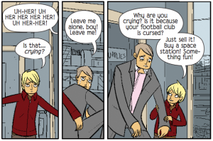 John Allison's Bad Machinery, The Case of the Team Spirit, Oni Press, 2013