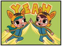 Moose Kid Comics, Jamie Smart, 2014