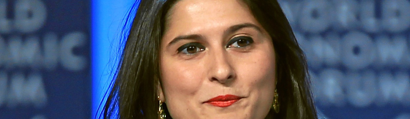 Sharmeen Obaid Chinoy, World Economic Forum