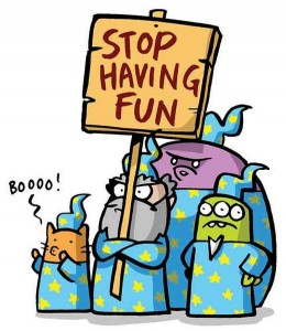 Moose Kid Comics, http://www.moosekidcomics.com/, Jamie Smart, stop having fun