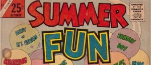 Feature image, public domain, www.comicbookplus.com, Summer Fun, Charlton Comics