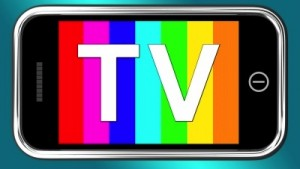 Television On Smartphone Stock Image. Stuart Miles, published on 26 September 2012. TV.
