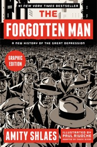 The Forgotten man cover Harper Collins