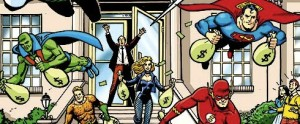 Ty Templeton Injustice League, 2000