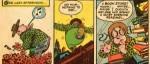 Feature image, public domain, Police Comics, Jack Cole