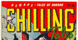 feature image, public domain, www.comicbookplus.com, chilling tales, youthful magazines