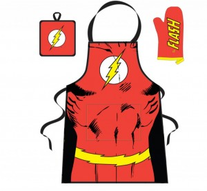 DC Comics Flash Barbeque Set