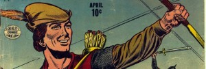 Archery! Comics! Shooting Lines: Leidamarie's Answers