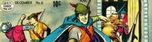 Archery! Comics! Shooting Lines: Amy's Answers