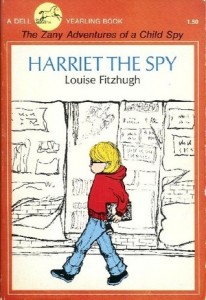 Harriet the Spy, Louise Fitzhugh, Yearling