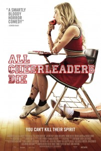 Poster: All Cheerleaders Die, 2014