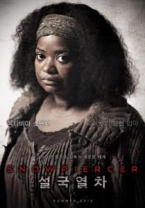Poster: Snowpiercer