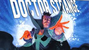 Doctor Strange Year One Banner