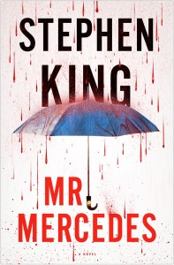 Cover: Mr. Mercedes, Steven King. 2014