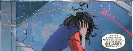 Review: Ms. Marvel #4
