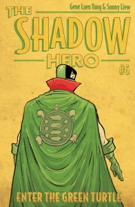 Shadow Hero, Gene Luen Yang, Sonny Liew, http://us.macmillan.com/theshadowhero6/GeneYang