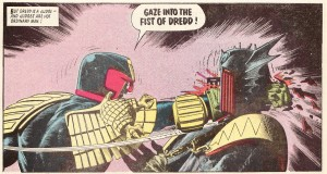 Judge Anderson Makes Her IDW Debut