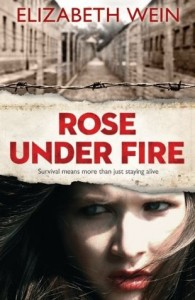 Cover: Rose Under Fire by Elizabeth Wein