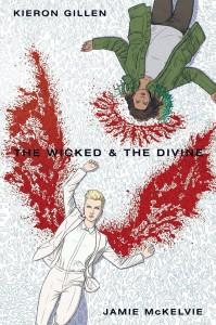 wicked + divine, promotional ad, kieron gillen, image comics