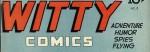 feature image, public domain, www.comicbookplus.com, Witty Comics, Irwin H. Rubin