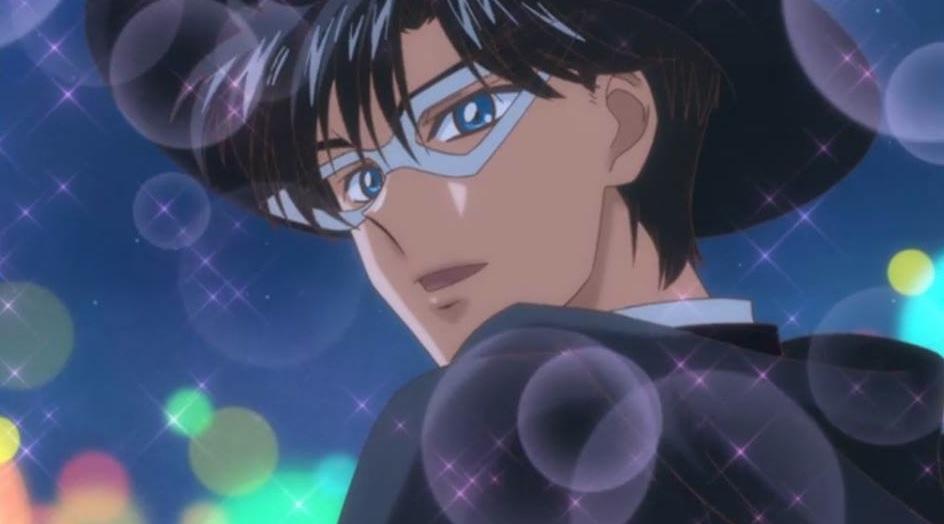 Tuxedo Mask, Sailor Moon Crystal, Toei, 2014