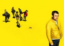 Promotional image for Utopia, Channel 4, created by Dennis Kelly