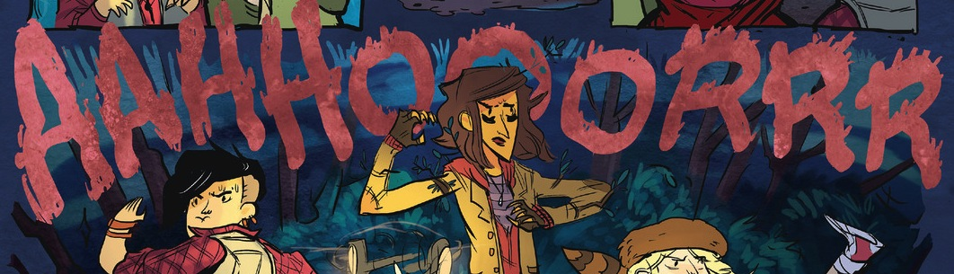 Lumberjanes at WeLoveFine? Don't Mind if We Do!