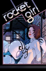 Amy Reeder Rocket Girl 1 Image Comics