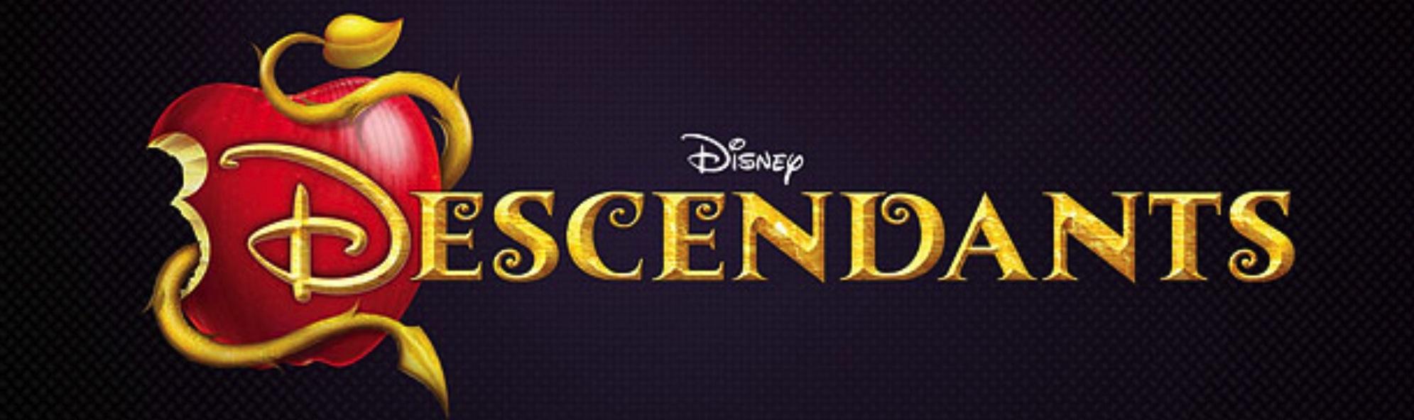 Descendants. Disney. Banner. 2015.