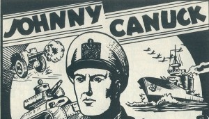 Banner: Johnny Canuck