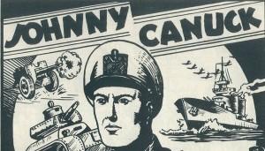 I'm Loving: Kickstarting Johnny Canuck's Return to Print!