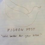 Laura'S Pigeon