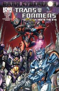 The Retailer Incentive cover for MTMTE #26. Art by Alex Milne, colors by Josh Perez.