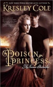 Cover: Kresley Cole, Poison Princess
