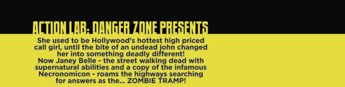 (NSFW, TW) Zombie Tramp: I Hope She Bites Your Pleasure Node Off