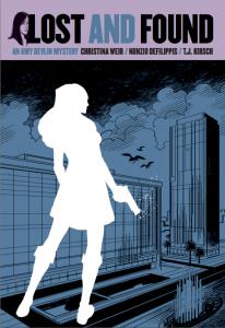 Amy Devlin Lost & Found, Oni Press, 2014, Weir, DeFlilippis, Kitrsch, Depasquale
