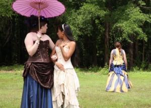 Lady Hath Bustle music video