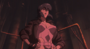 The Major, Motoko Kusanagi, Ghost in the Shell: Stand Alone Complex, episode 25, Production IG, 2002