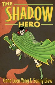 Sonny Liew, Shadow Hero Cover