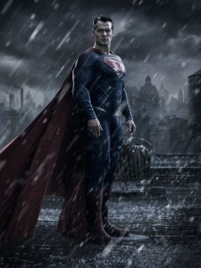 """Henry Cavill as Superman in """" Batman v Superman: Dawn of Justice. Photo: Clay Enos, Warner Bros Pictures. DC."""