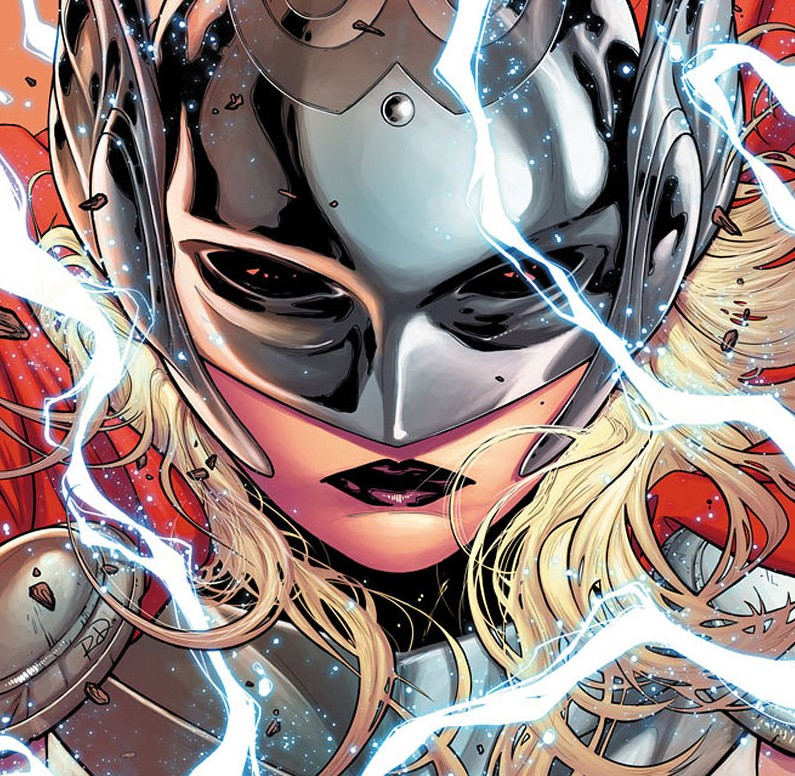 Breaking: Thor, Be A Lady
