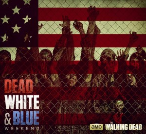 Talking Dead. Dead, White and Blue. Special. AMC. Show. 2014. Season 5 Preview.