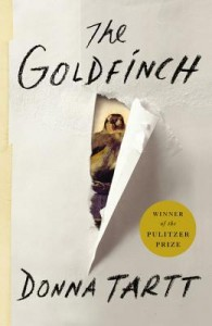Donna Tartt. The Goldfinch. Little, Brown and Company. October 22nd 2013. Novel.