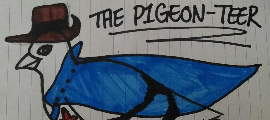 Pigeons! The First WWAC Sunday Art Gala