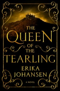 The Queen of The Tearling. Erika Johansen. HarperCollins. Harper. July 8th 2014. Cover.