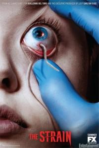 The Strain. FX. TV. Show. Poster.
