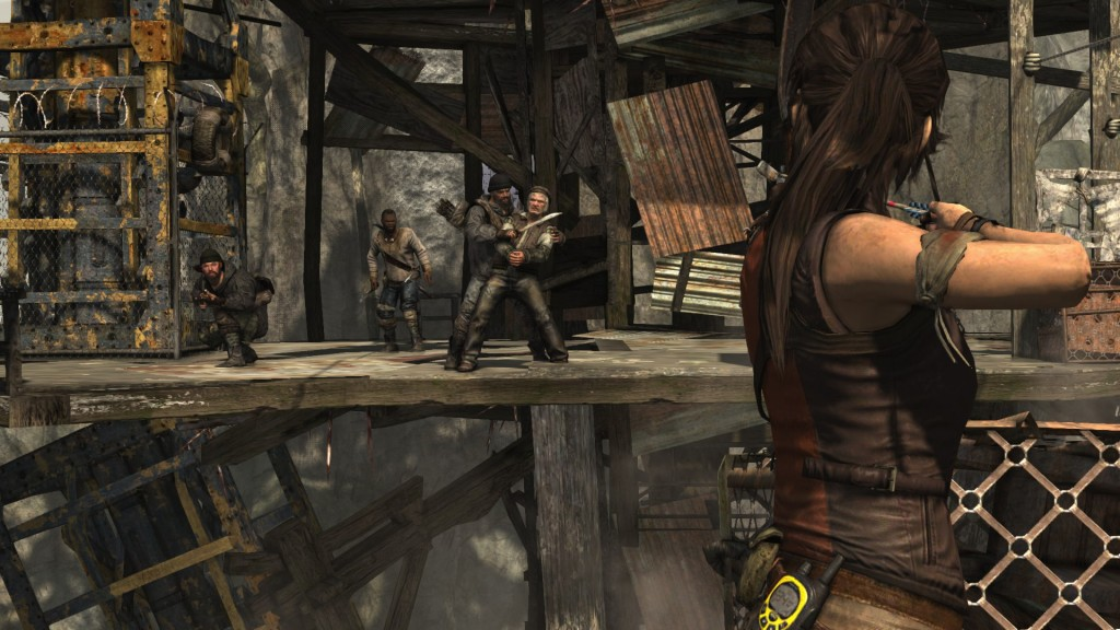 Tomb Raider Diaries 6 grim
