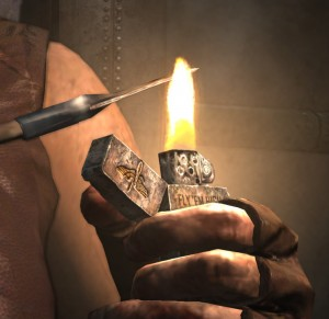 Tomb Raider Diaries 6 lighter
